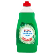 Tesco Original Wash Up Liquid 450Ml
