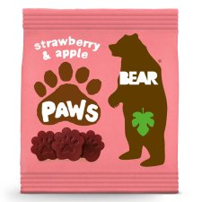 Bear Pure Fruit Paws Dino 20G