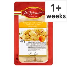 U Jedrusia Dumplings Cottchse Potato 400G