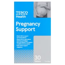 Tesco Multiplus Pregnancy X 30
