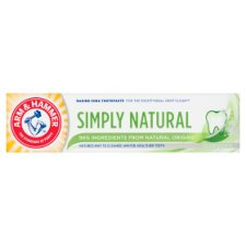 Arm And Hammer Simple Natural 75Ml