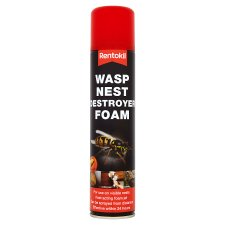 Rentokil Wasp Nest Destroyer 300Ml