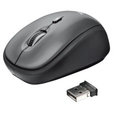 Trust Yvi Wireless Mouse Grey