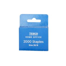 Tesco Staples 2000Pk