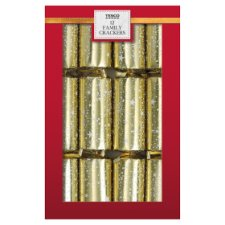 Tesco Gold Cube Crackers