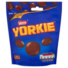 Yorkie Man Size Buttons 110G
