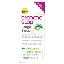 Bronchostop Syrup 120Ml