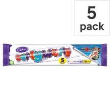 Cadbury Curly Wurly 5 Pack 130G