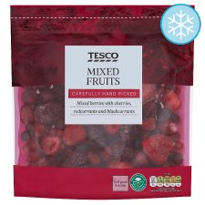Tesco Mixed Fruits 500G