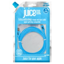 Juice Xxl Lightning Cable 3M Blue