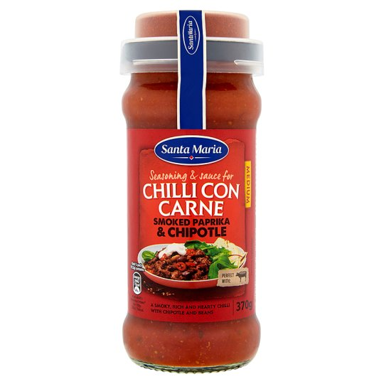 Santa Maria Paprika And Chilli Chipotle 370G - Groceries - Tesco ...