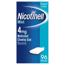 image 1 of Nicotinell Mint Gum 4Mg 96S