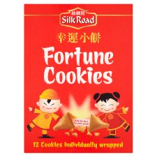 Silk Road Fortune Cookies 12S 70G