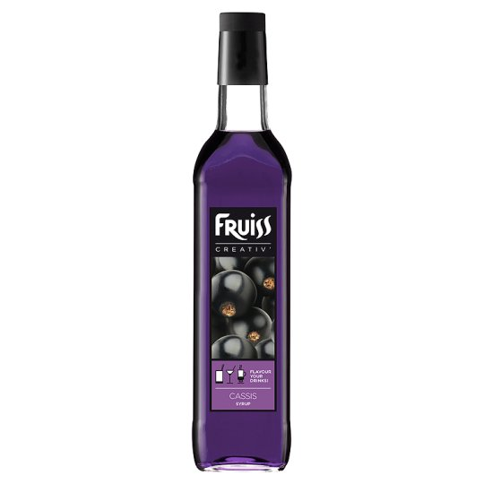Fruiss Cassis Cocktail Syrup 70Cl