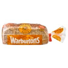 Warburtons Pulses And Seeds Batch Loaf 400G