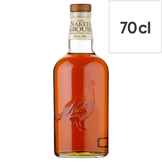The Naked Grouse Scotch Whisky 70Cl