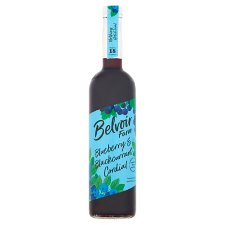 Belvoir Blueberry Blackcurrant Cordial 500Ml