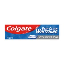 Colgate Deep Clean Whitening Toothpaste 75Ml