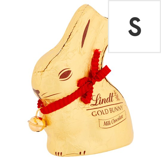 Lindt Gold Bunny Milk Chocolate 50G