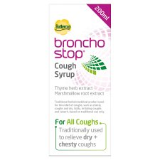 Bronchostop Syrup 200Ml