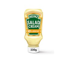Heinz Salad Cream 30% Less Fat 230G
