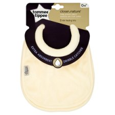 Tommee Tippee Closer To Nature Milk Feed Bibs X2