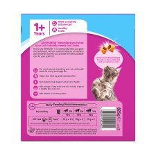 image 3 of Whiskas 1+ Tuna Dry Cat Food 825G