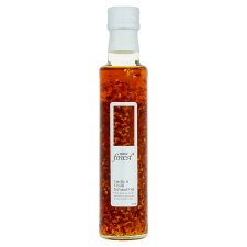 Tesco Finest Oil Garlic And Chilli For Dipping250ml