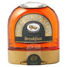 Lyle's Golden Syrup Breakfast 340G