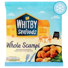 Whitby Whole Scampi 220G