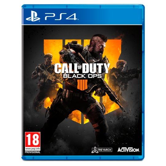40d371933d2 Call Of Duty  Black Ops 4 PS4 Game - Tesco Groceries