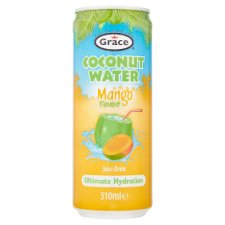 Grace Coconut Water Mango 310Ml