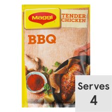 Maggi So Tender Bbq Chicken 25G