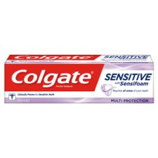 Colgate Sensitive Sensifoam Multi Toothpaste 75Ml