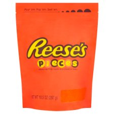 Reese's Pieces Peanut Butter Candy Pouch 297G