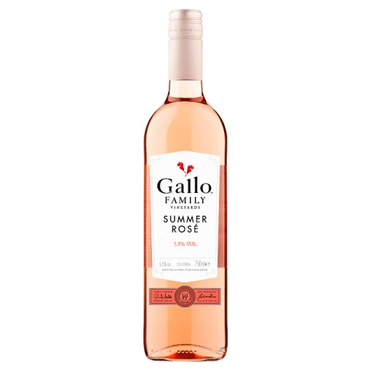 Gallo Family Vineyards Summer Rose 75Cl
