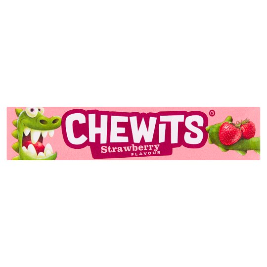 Chewits Strawberry Single 30G