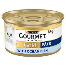 image 1 of Gourmet Gold Pate With Ocean Fish 85G