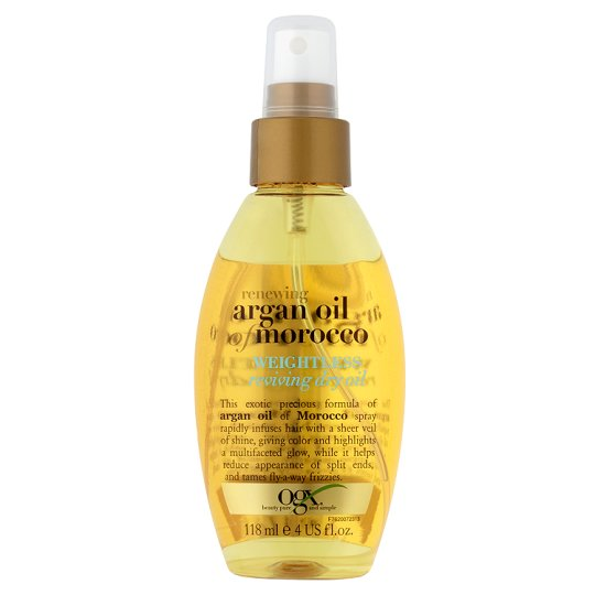 Ogx Moroccan Argan Reviving Oil 118Ml