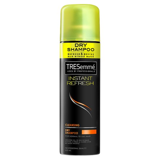 Tresemme Instant Refresh Cleansing Dry Shampoo 200Ml