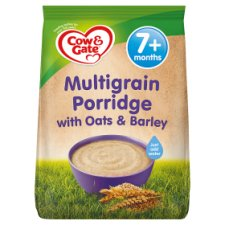 Cow & Gate Multigrain Porridge Oats And Barley 210G
