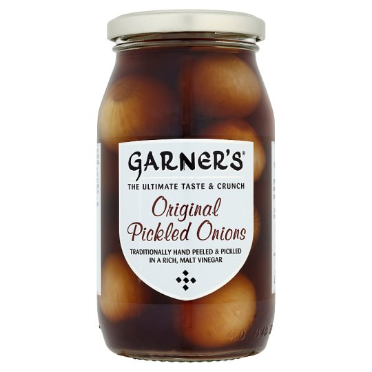 Garners Old Fashioned Pickle Onions 454G