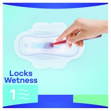 image 2 of Always Ultra Normal Size 1 Sanitary Towels With Wings 14 Pack