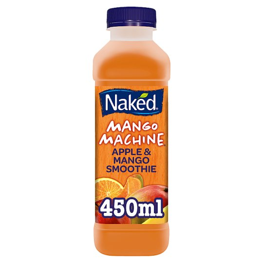Naked Mango Machine Smoothie 450Ml