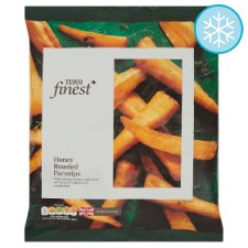 Tesco Finest British Parsnips 600G