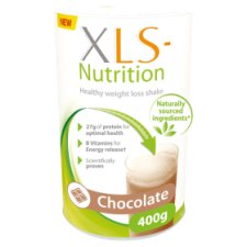 Xls Nutrition Chocolate Powder 400G