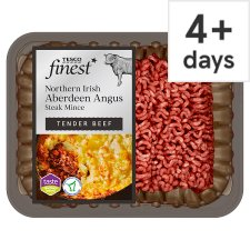 Tesco Finest Aberdeen Angus Steak Mince 500G