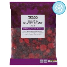 Tesco Frozen Mixed Fruits 1Kg