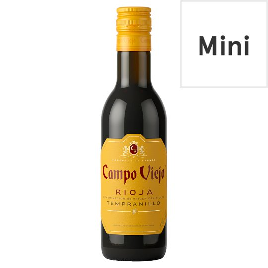 image 1 of Campo Viejo Tempranillo Rioja 187Ml