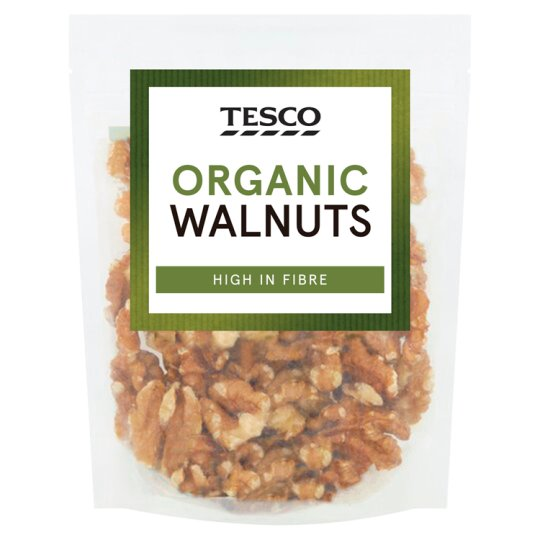 image 1 of Tesco Organic Walnuts 100G